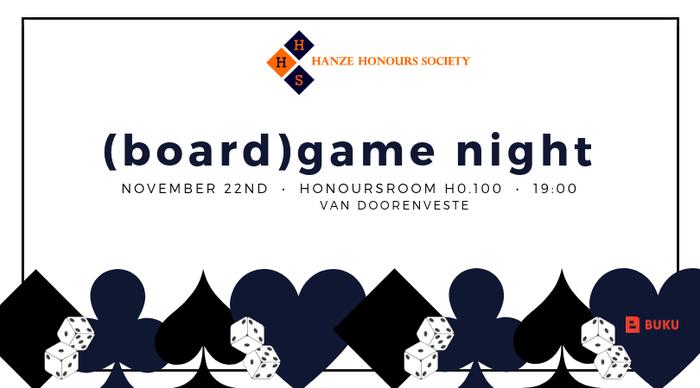 (Board)game night