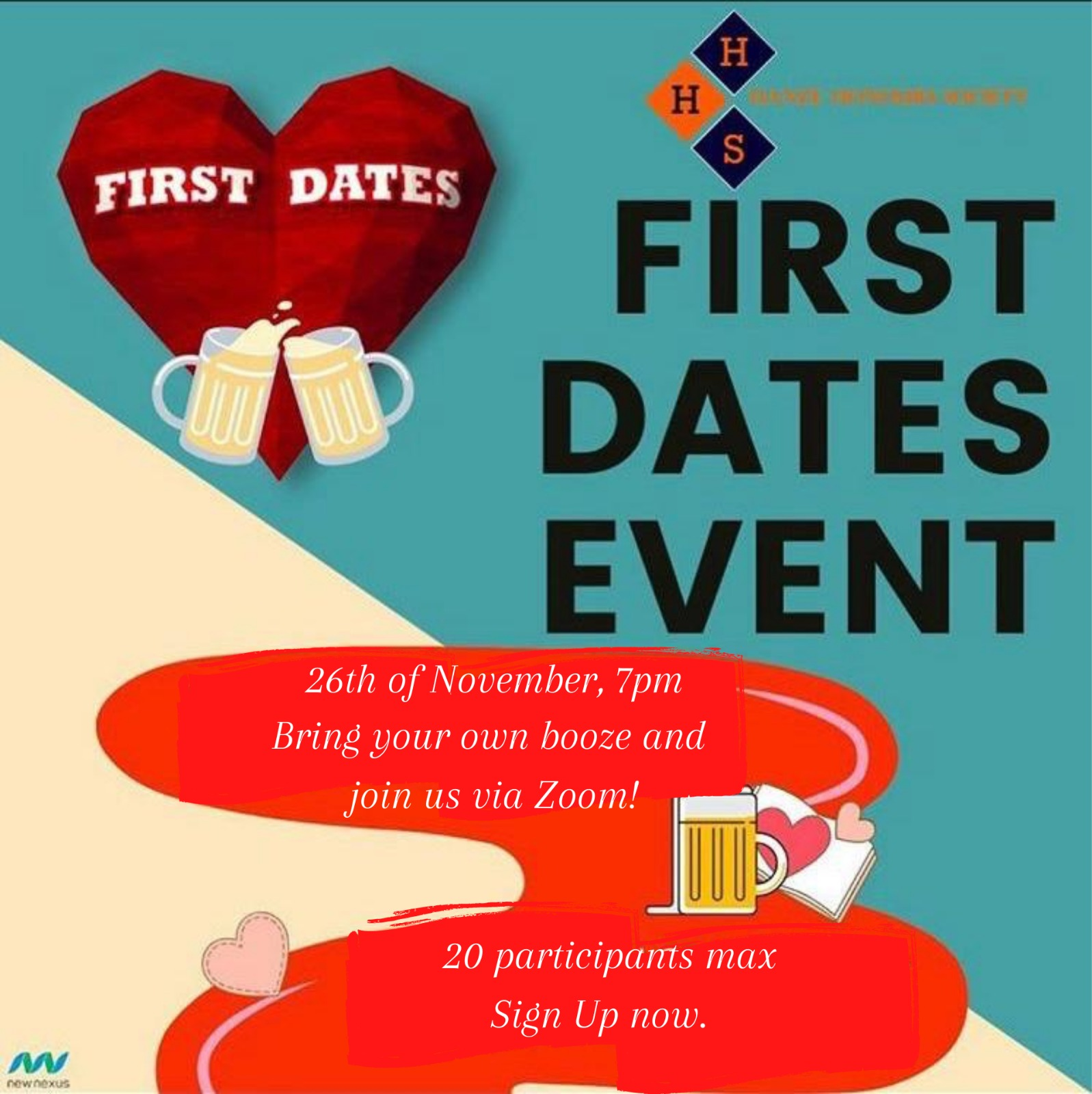 First Dates event
