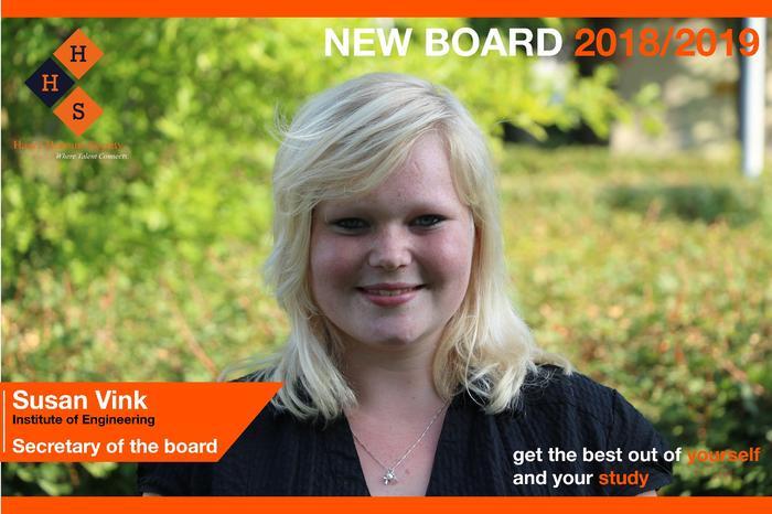 New Board - Secretary