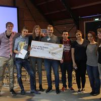 Win the Project of the Year Award and win €500!